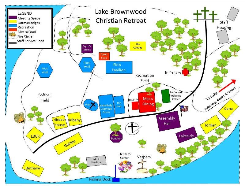 LBCR Map